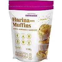 Morama Harina para Muffins, 390 g