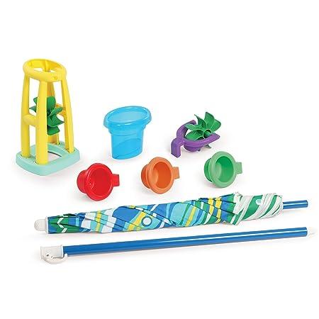 Amazon.com: Paso 2 Shady Oasis Arena Y Juego de Agua Tabla: Home & Kitchen