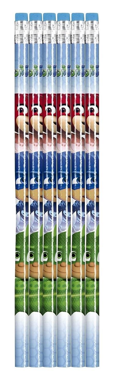 PJ MASKS Lápices de colores, lápices y tijeras: Amazon.es: Oficina y papelería