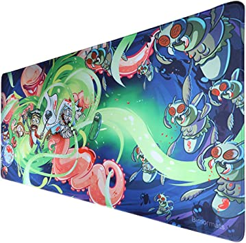 Large Wide Custom Professional PC Long Bimor Extended Gaming Mouse Mat//Pad
