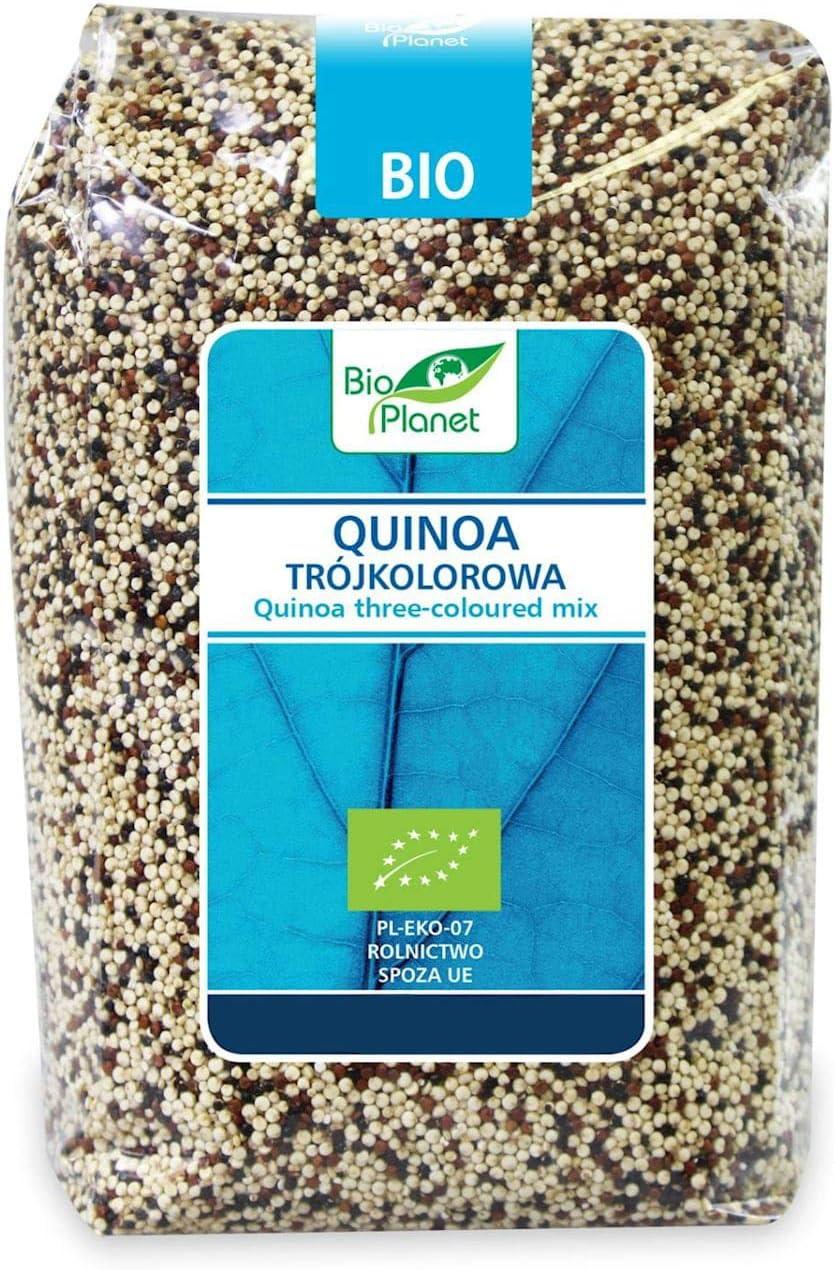 Quinoa Tricolor BIO 1 kg - BIO PLANET: Amazon.es ...