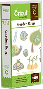 Cricut Garden Soup Card Making Cartridge