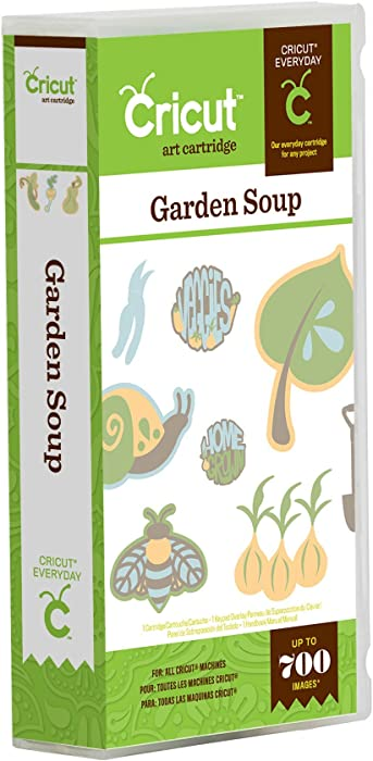 Top 9 Cricut Garden Soup