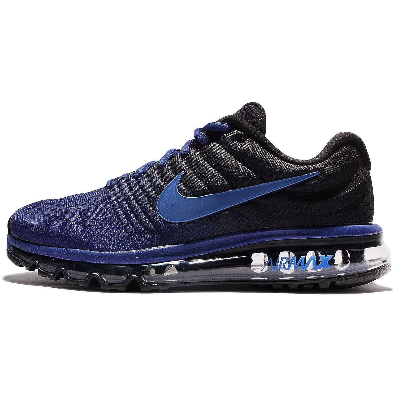 Mens Nike Air Max 2017 Blue Black Japan | Nike shoes blue