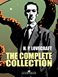 H. P. Lovecraft  Complete Collection (English Edition)