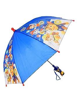 Paw Patrol - Paraguas, color azul infantil/juvenil nuevo 028441: Amazon.es: Jardín