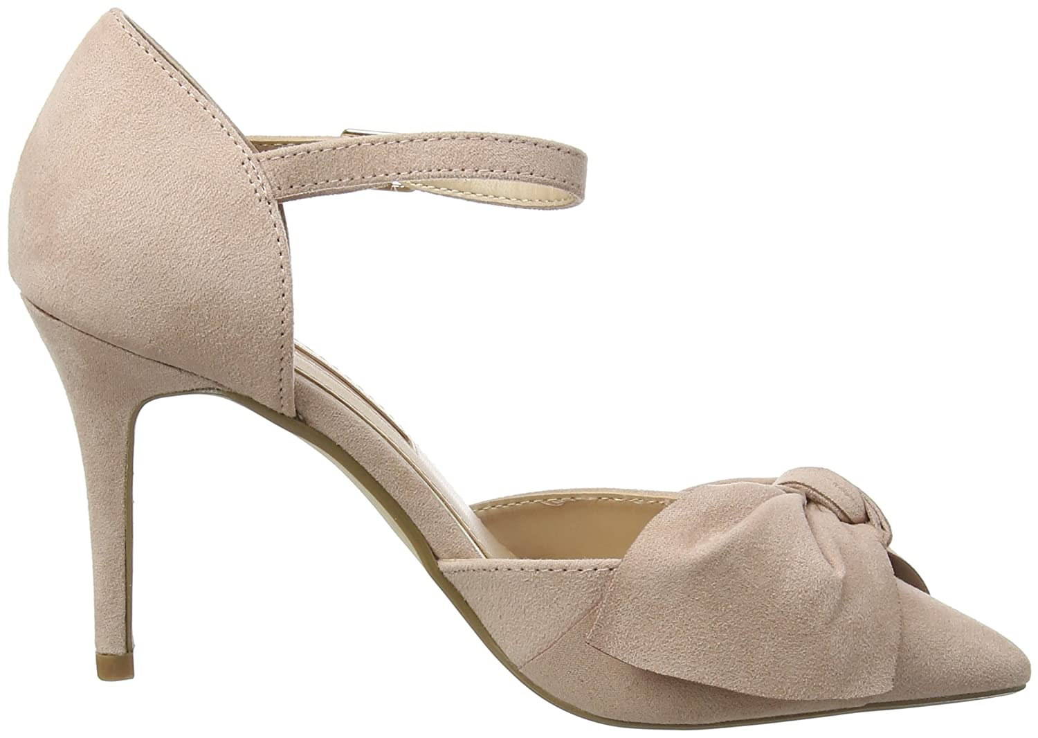 Womens Gardenia Knot Closed Toe Heels Dorothy Perkins