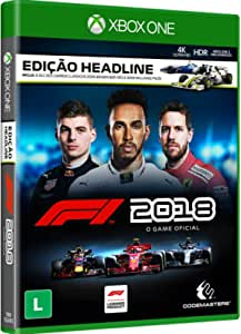 F1 2018 Edição Headline