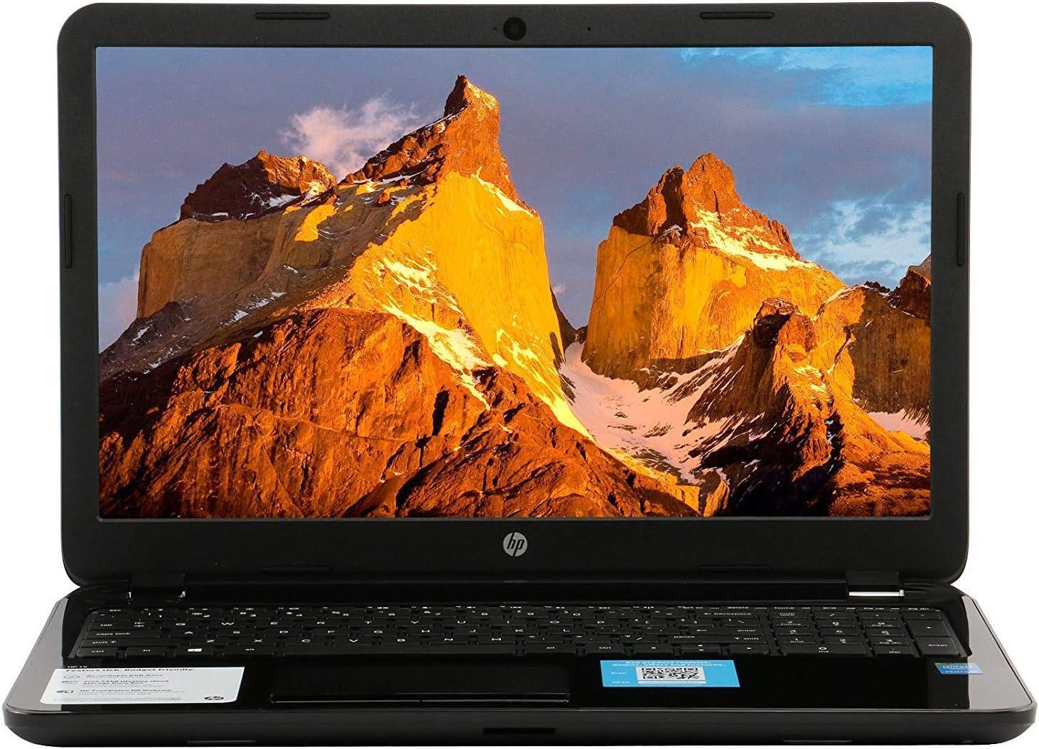 "HP 15-r029wm 15.6"" Laptop Quad-Core Processor @ 2.42GHz Intel 4GB Memory 500GB HD Windows 8.1"
