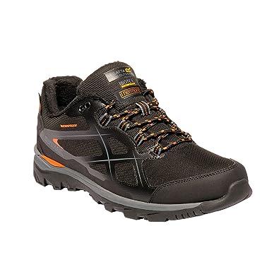 652502282d2059 Regatta Men's Kota Thermo Low Rise Hiking Boots, Black (Black/Granite 9v8)