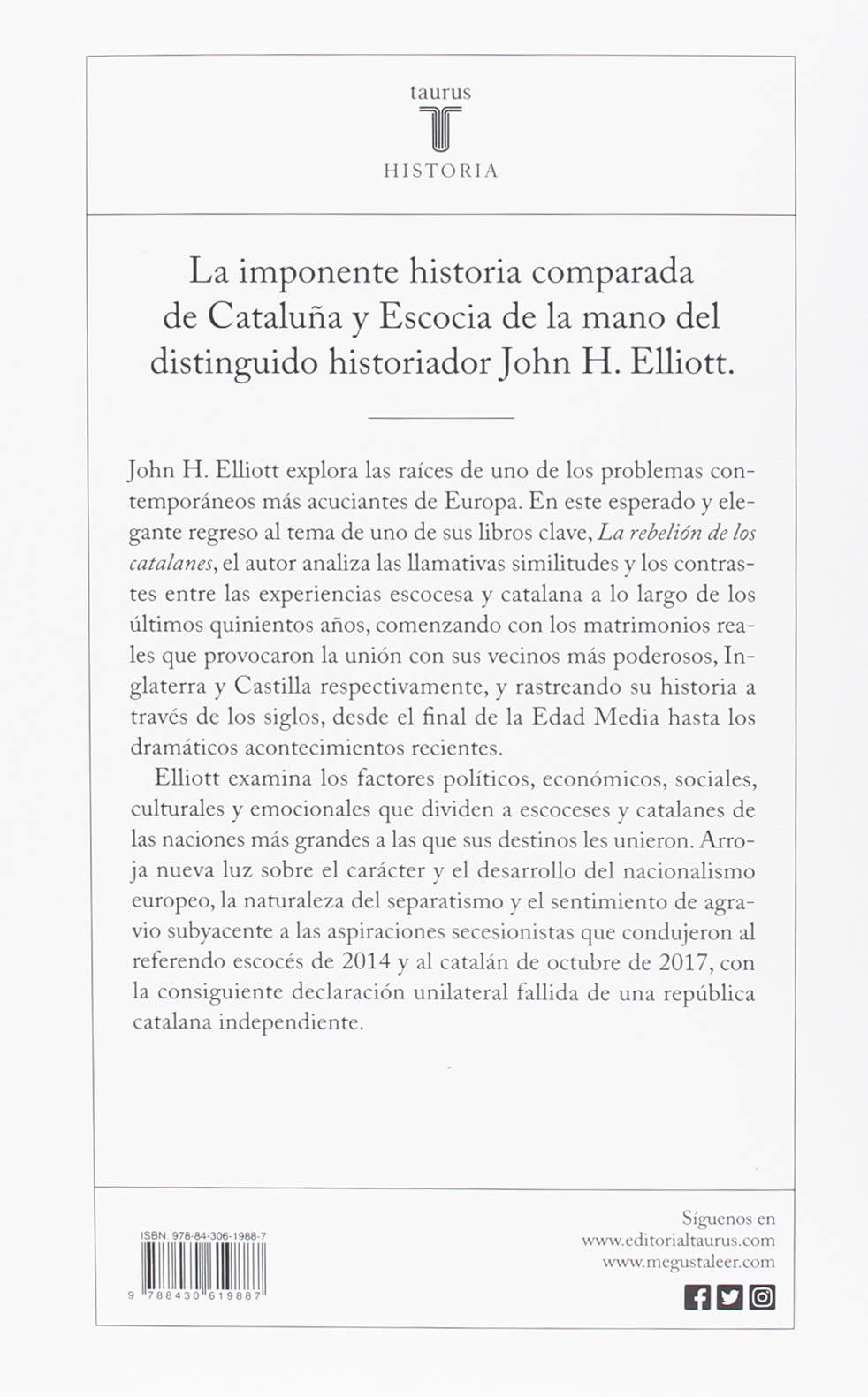 Catalanes Y Escoceses Unian Discordia Wiring Library 1996 Safari Sahara Rv Diagram Unin Pensamiento Amazones John H