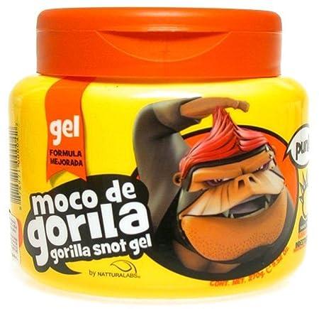 MOCO DE GORILA Punk Style Hair Gel, 9.52 oz Pack of 9