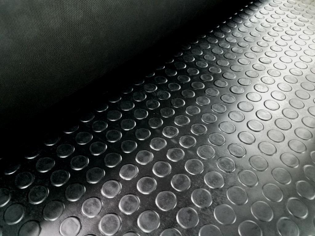 Ader 4' Solid Rubber Mat Rolls (8ft)
