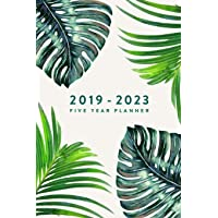 2019-2023 | Five Year Planner (2019-2023 Five Year 60 Week Daily Weekly Monthly Planner, Organizer, Agenda and Calendar with American & UK Holidays)