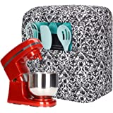 Stand Mixer Covers Compatible with 6-8 Quart KitchenAid Mixer, Fits All Tilt Head Models, Mixer Covers with Exquisite Pattern