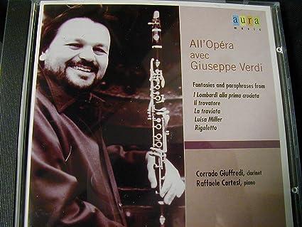 Clarinet Corrado Giuffredi Piano Raffaele Cortesi Ernesto