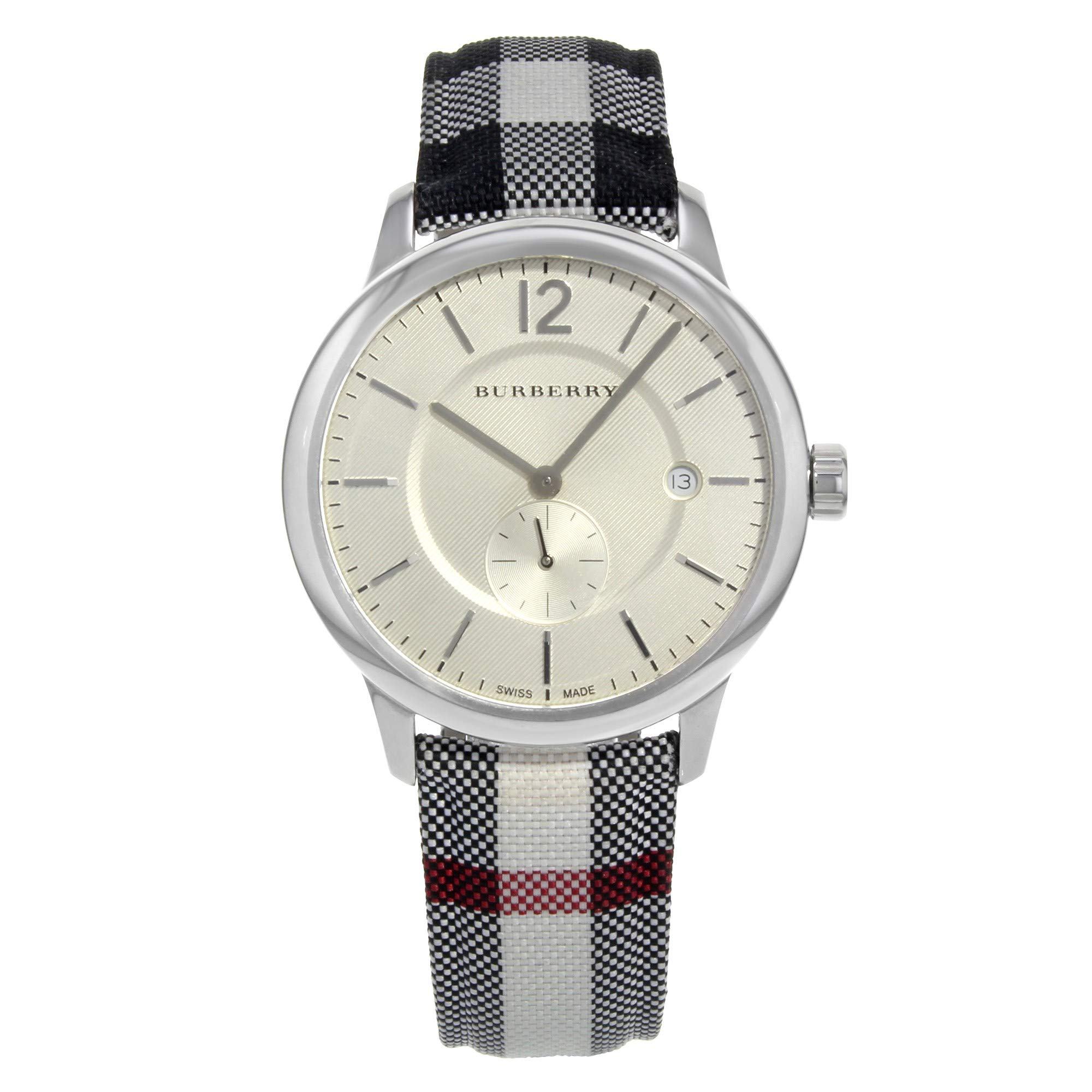 Burberry Horeseferry Quartz Male Watch BU10002 (Certified Pre-Owned)