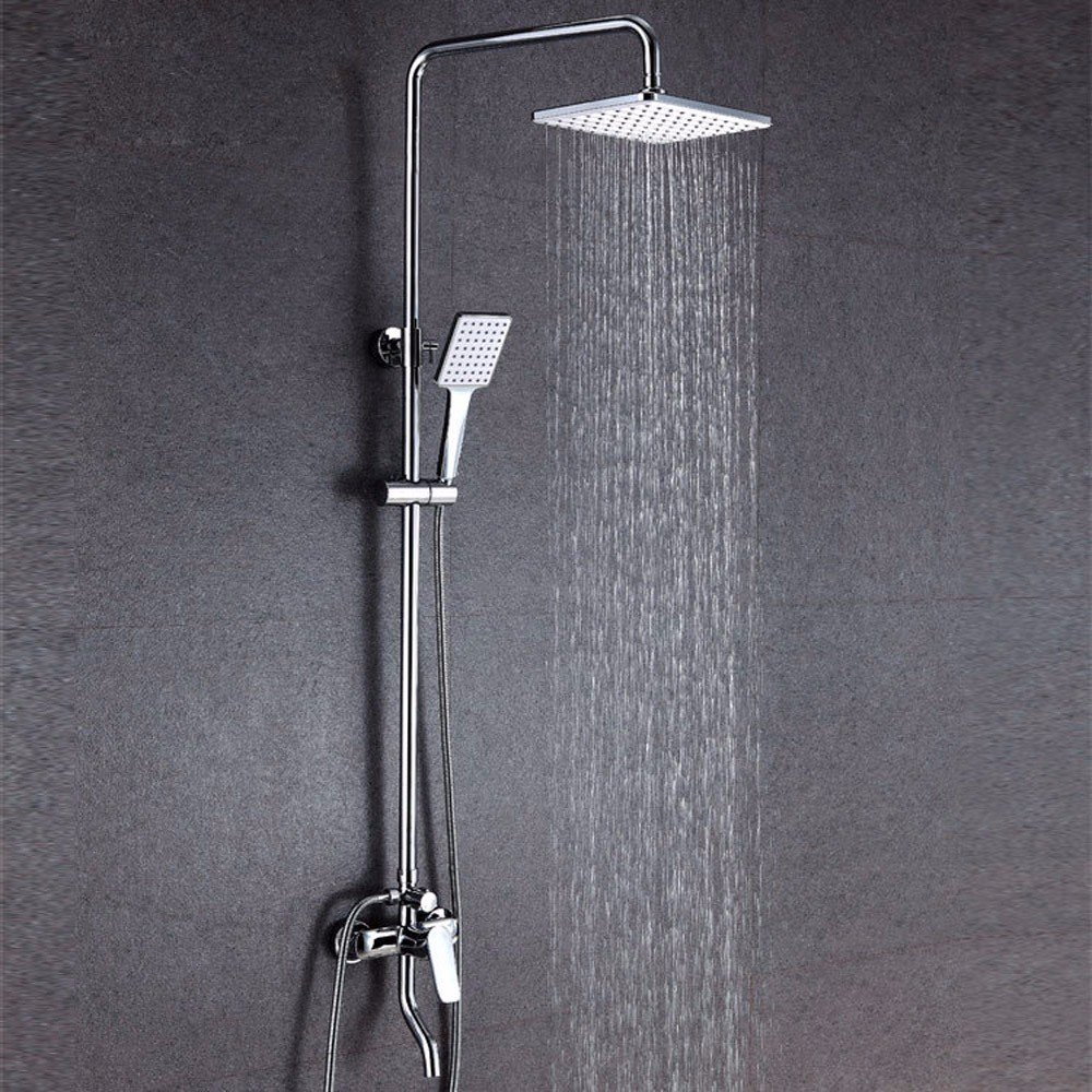 KHSKX-Foreign Trade Hotel Project Three-Shift Shower Set