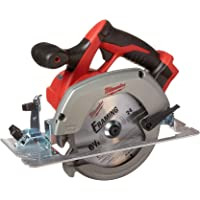 """Milwaukee M18 2630-20 18 Volt Lithium Ion 6-1/2"""" 3,500 RPM Cordless Circular Saw w/ Magnesium Guards and Included 24-Tooth Carbide Wood Cutting Blade(Bare Tool)"""