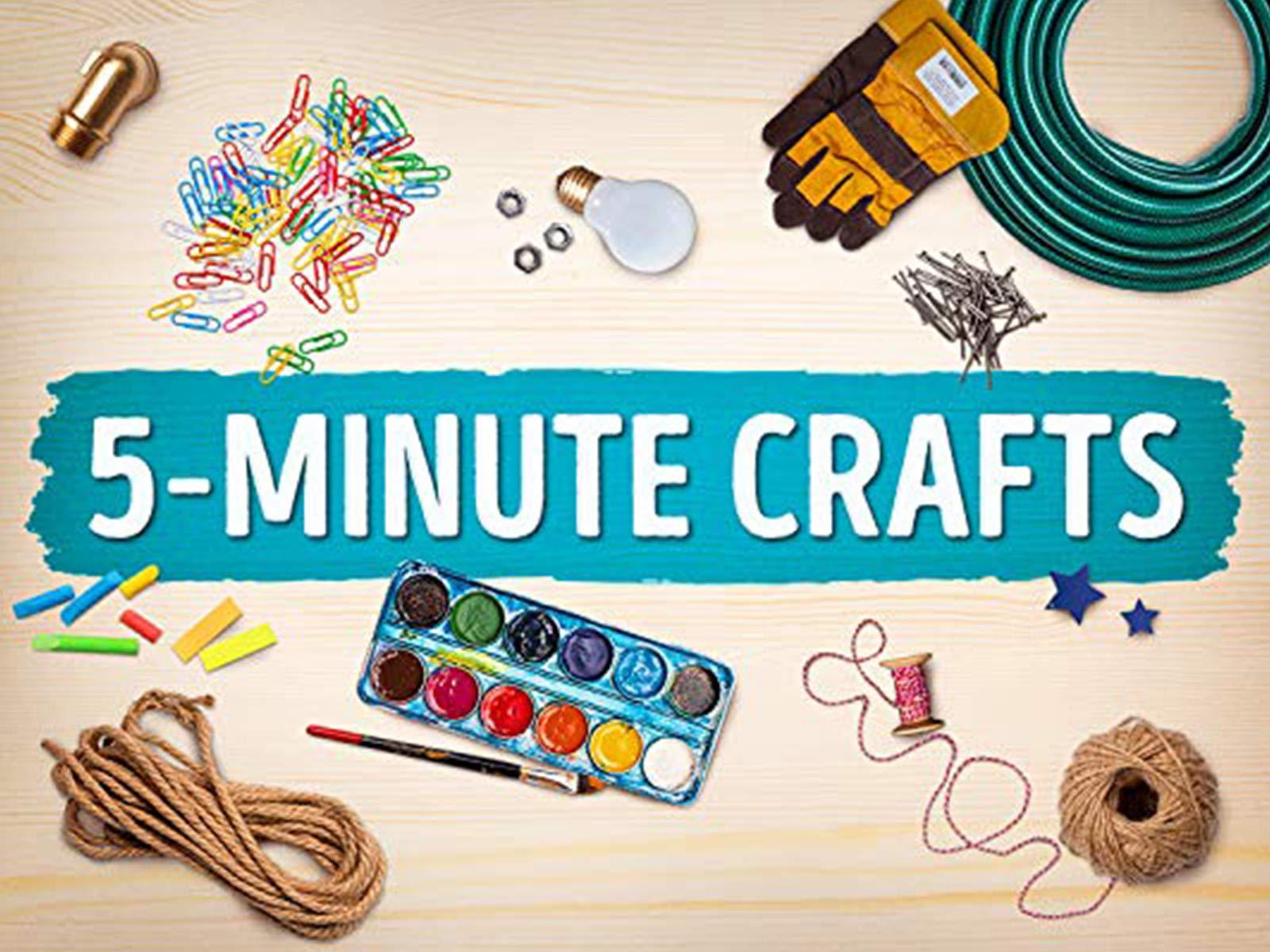 Watch 5 Minute Crafts Prime Video