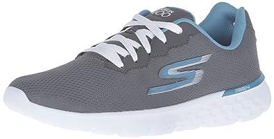 Skechers GO Run 400 Zapatillas de Deporte para Mujer: Amazon.es: Zapatos y complementos