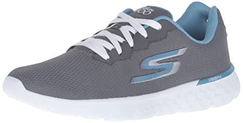 Run Amazon Mujer Zapatillas 400 es Go Deporte Skechers Para De vaqw48W5