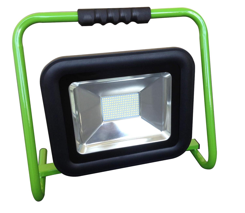 BCL LED-Strahler 100 Watt LED-Strahler Strahler LED Baustrahler Flutlicht Fluter Scheinwerfer Wandstrahler