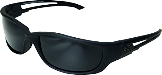 TIGER EYE LENS SBR-XL610 EDGE TACTICAL EYEWEAR BLADE RUNNER XL BLACK