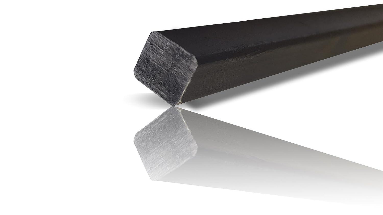 6/mm Carr/é Acier inoxydable plein amterial Tige en acier Fer de 500//à 2500/mm 2500