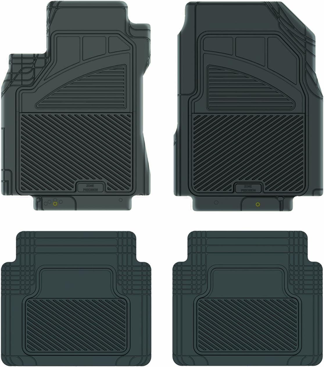 Gray Custom Fit Car Mat 4PC PantsSaver 2909162
