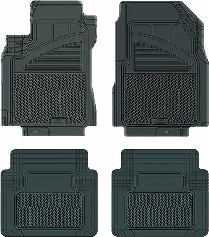 1414143 Tan PantsSaver Custom Fit Car Mat 4PC