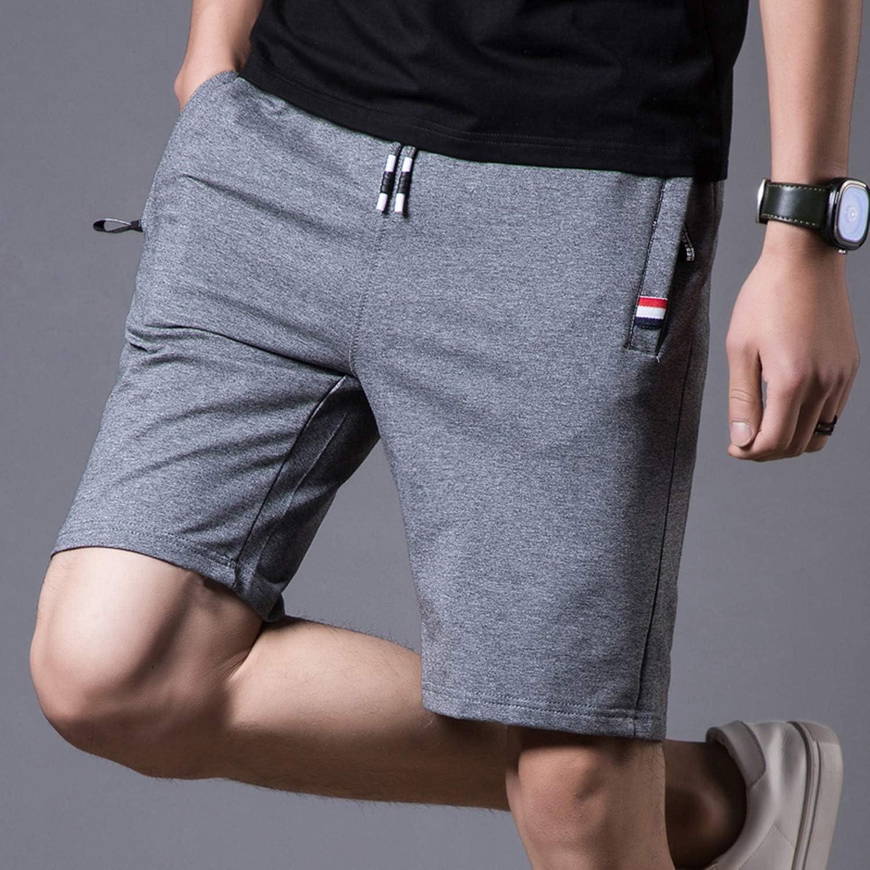 Summer Casual Mens Shorts Fashion Sea Board Beach Shorts Calf Length Boardshorts Man Short Trousers