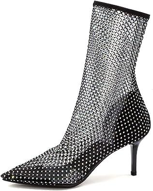 Amazon.com | bashafanni Heels Sandals