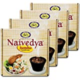 Om Shanthi Naivedya Jumbo Cup Sambrani Pack of Four (4 Big Cups in Each Pack)