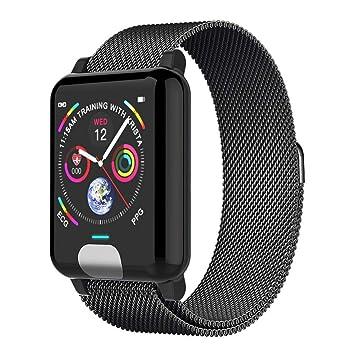 Montre Connectée Bracelet Intelligent, 1,3-Bracelet à écran Couleur Pouces Smart,