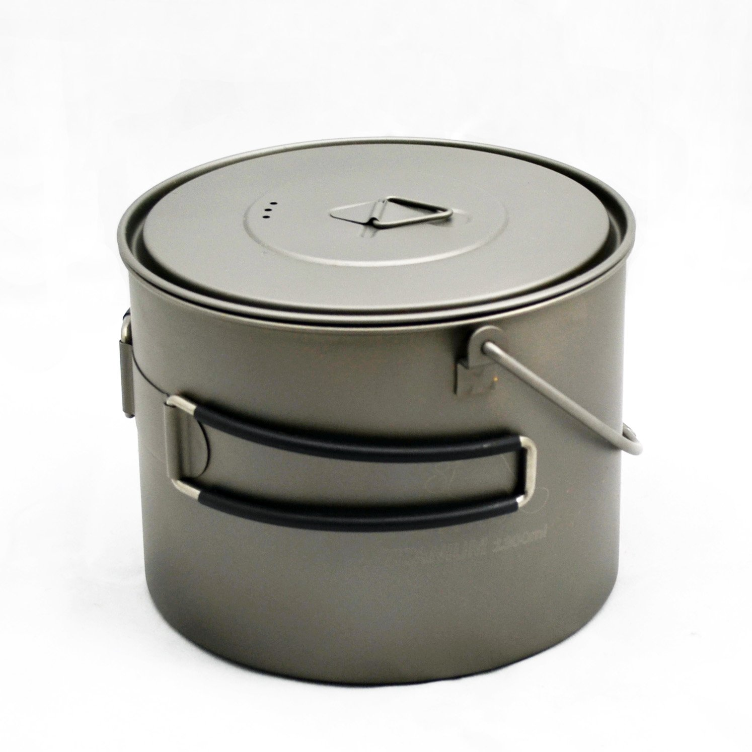 TOAKS Titanium 1300ml Pot with Bail Handle by TOAKS