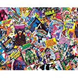 Comic Books Galore 1000 Piece Puzzle