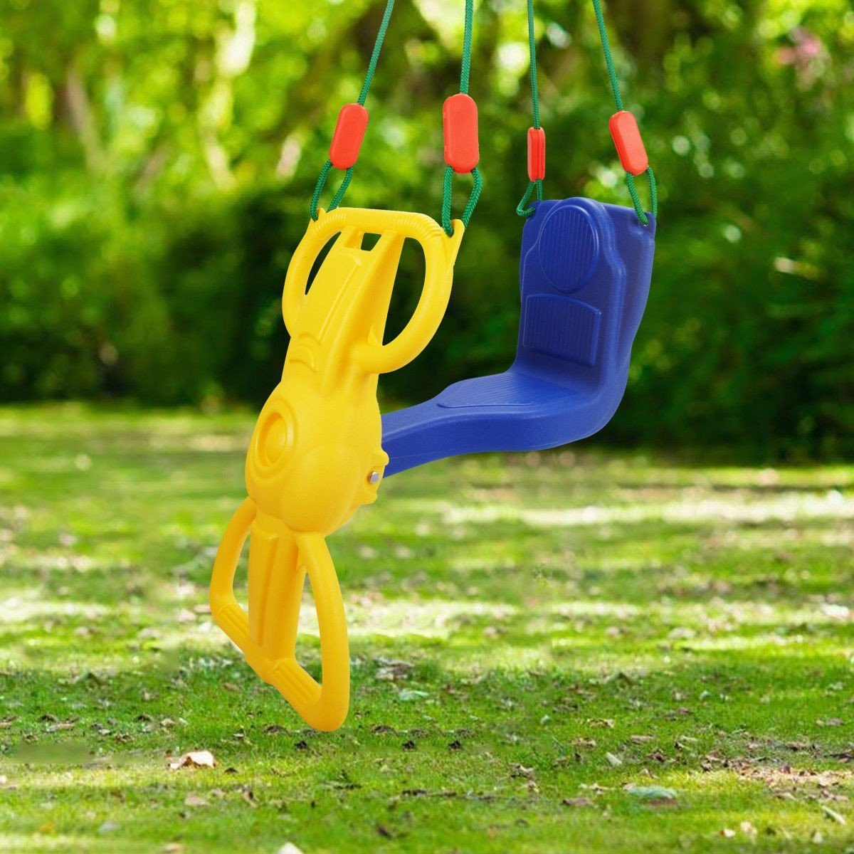 Backyard Kids Rider Glider Swing with Hangers by Apontus (Image #2)