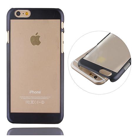 iPhone 5S caso, marco de parachoques, iphone se caso claro ...