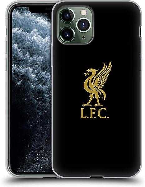 Official Liverpool Football Club Gold Logo On Black Amazon Co Uk Electronics