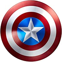 Escudo Capitan America Adulto Metal 1: 1 Apoyos de Película Escudo Capitan America Niños Capitán América Disfraz de…