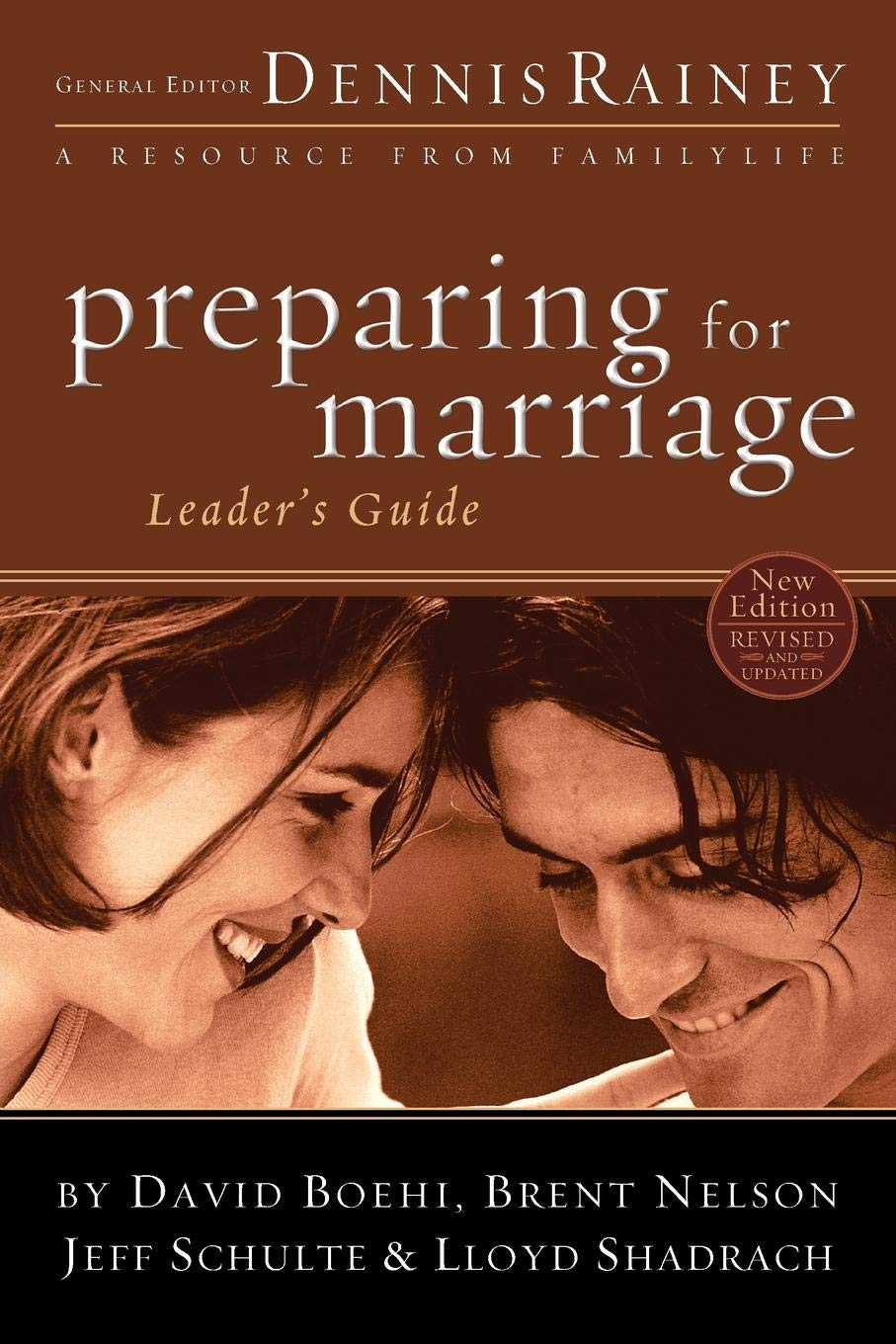 Preparing for Marriage Leader's Guide PDF