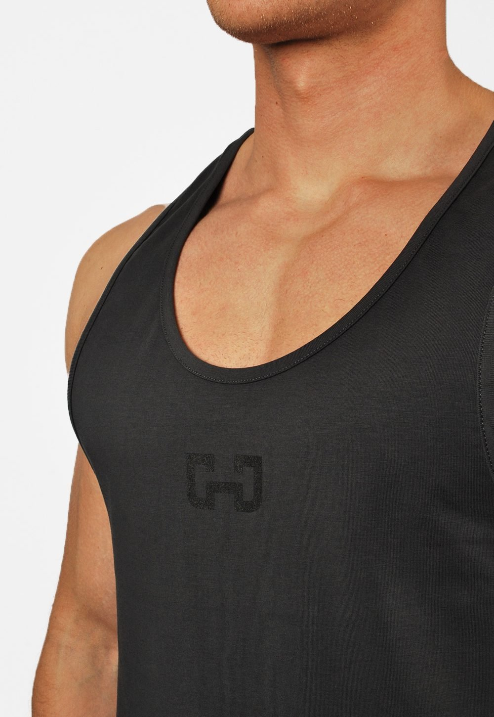 GYMJUNKY Sole Tank Top ACHSEL Shirt Muskelshirt Fitness//Forza Sport Bodybuilding Tanktop