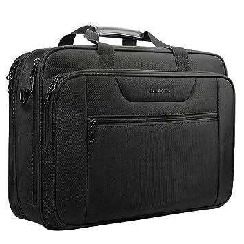 a2d818b714e8 KROSER 18.5 quot  Laptop Bag XXL Laptop Briefcase Fits Up To 18 Inch Laptop  Water-
