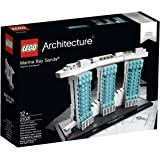 Lego Architecture Marina Bay Sands 21021