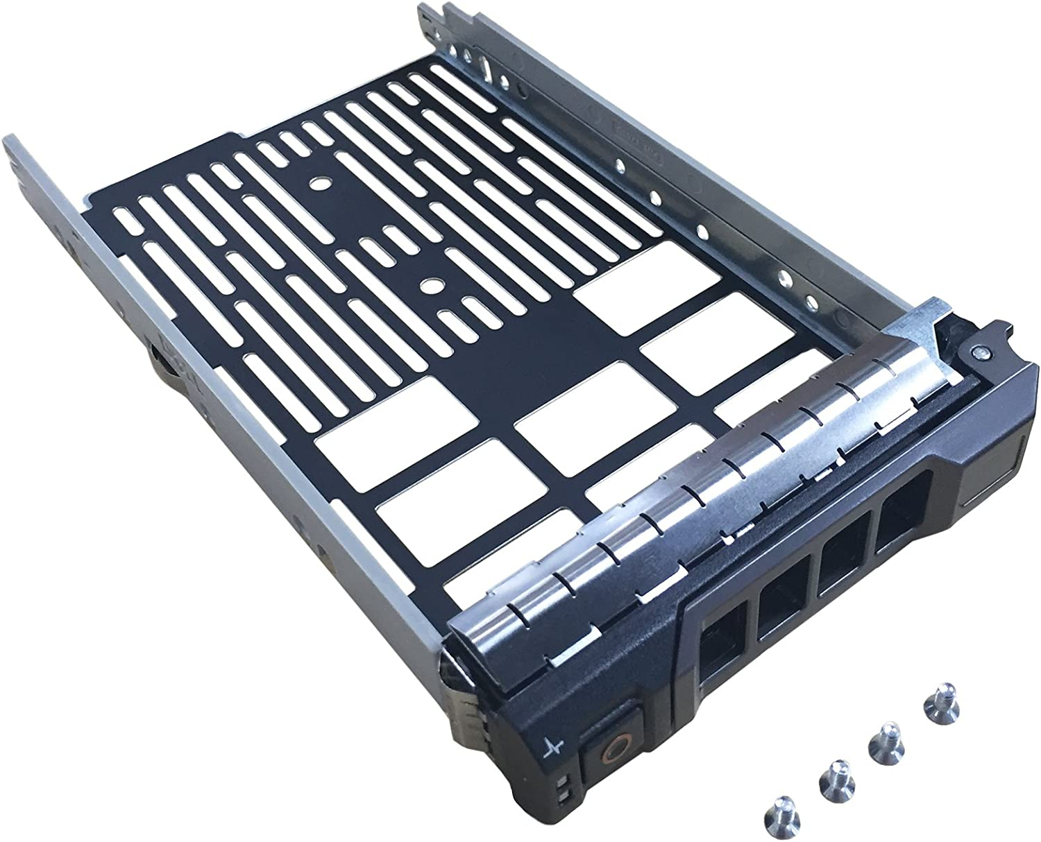 "3.5"" HDD Drive Tray Caddy For Dell R530 R630 R730 R930 T430 T630 R730XD MD1400 MD3400 Series 0KG1CH KG1CH"