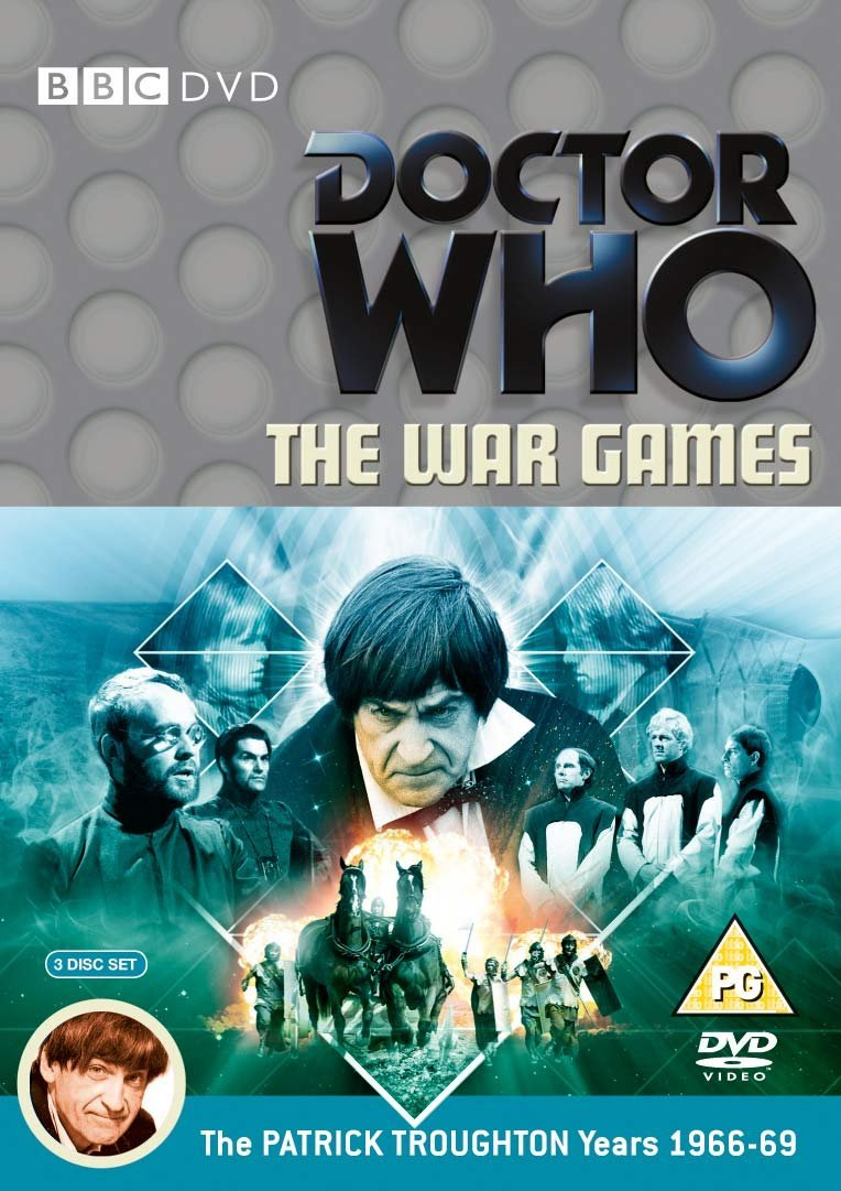 Doctor Who - War Games (Classic) [DVD]