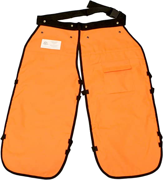 """Redneck Convent 37"""" Safety Chainsaw Chaps"""