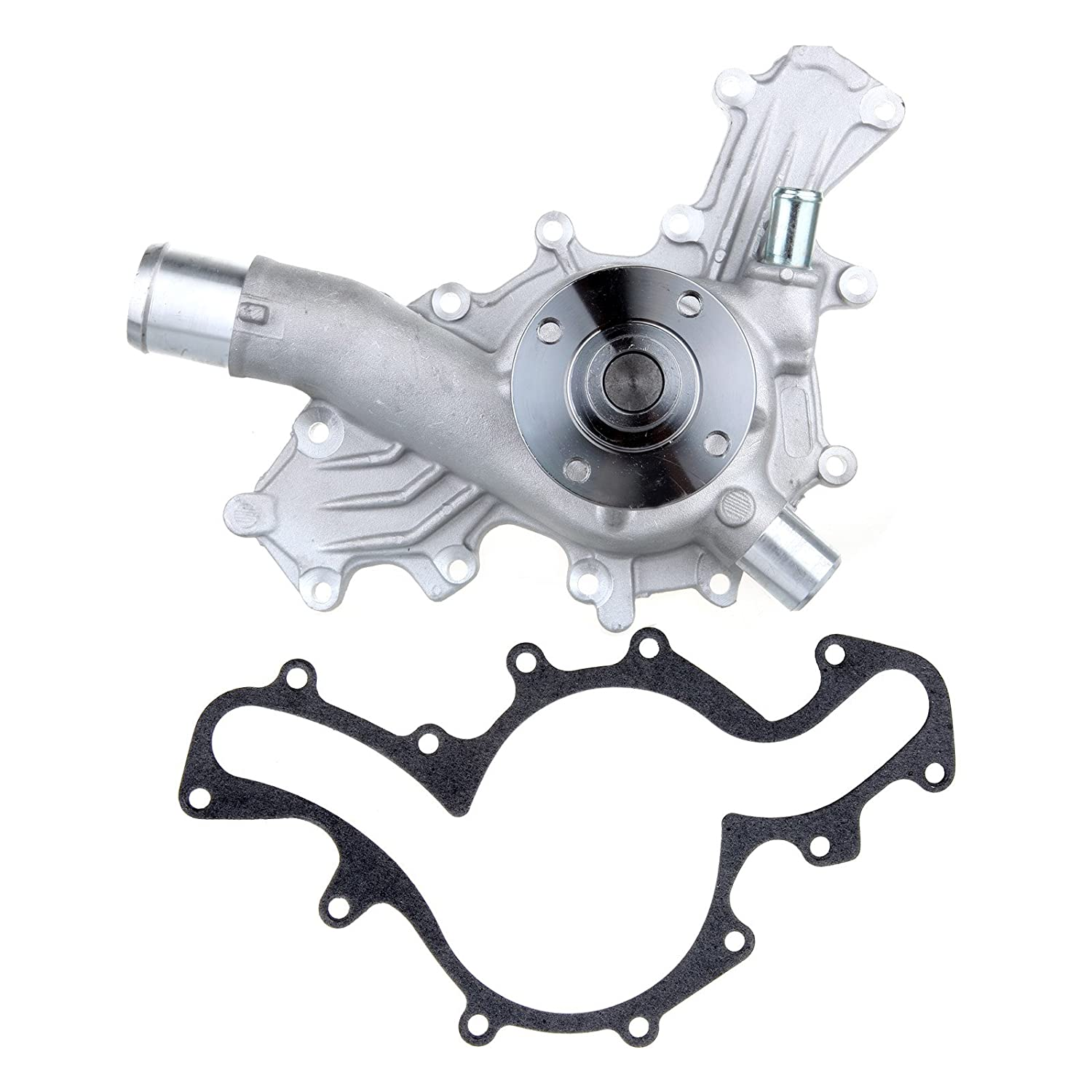 ECCPP Engine New Cooling Water Pump with Gasket For 97-11 Ford 4.0L SOHC V6 VIN E, K, N 053901-5211-1100281