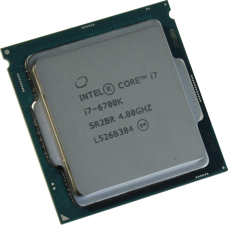 Intel Core I7 6700k 4 00ghz Tray Cpu Computer Zubehör